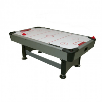 Bedrukte airhockeytafel