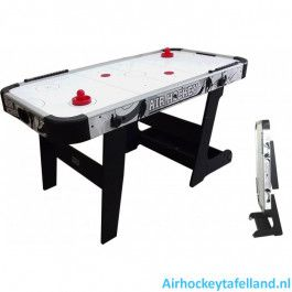 TopTable Airhockey tafel Typhoon Fold-Up