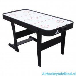 Cougar Airhockeytafel Icing 5FT opklapbaar