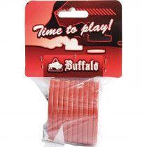 Airhockey puck Buffalo 10 stuks Standard, 63 mm