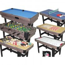 TopTable Multi Fun Wood 16in1
