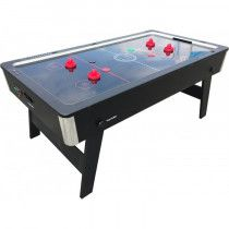 TopTable Airhockey tafel Foldy-Carbon