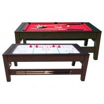 Cougar Pool & Airhockeytafel Reverso 5,5FT