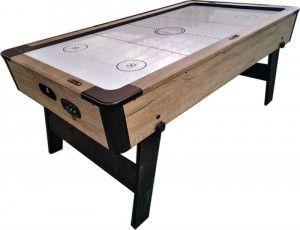 TopTable Airhockey tafel Foldy-Carbon