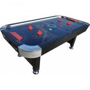 TopTable Airhockey Tafel Hurricane 7 ft
